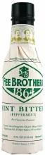 Fee Brothers Mint Bitters 4oz Btl