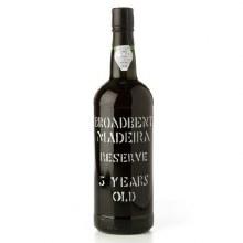 Broadbent 5 Year Reserve Madeira 750ml