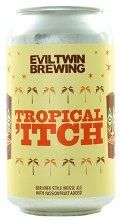 Evil Twin Tropical Itch Berliner Style Weiss Ale 4pk 12oz Can