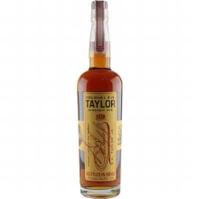 Colonel E.H. Taylor Jr. Straight Rye Whisky 750ml