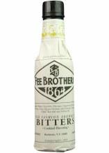 Fee Brothers Old Fashion Aromatic Bitters 4oz Btl