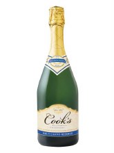 Cooks Grand Reserve Brut California Champagne 750ml