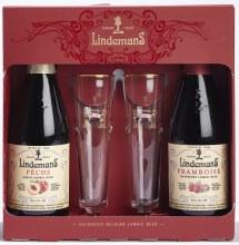 Lindemans Gift Box 2pk 750ml Btl