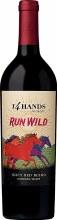 14 Hands Run Wild Juicy Red Blend 750ml