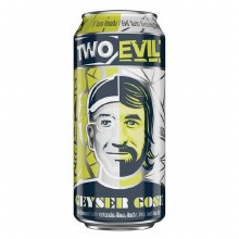 Two Roads / Evil Twin Two Evil Geyser Gose 4pk 16oz Can