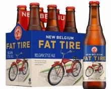 New Belgium Fat Tire Belgian Style Ale 6pk 12oz Btl