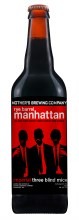 Mothers Rye Barrel Manhattan Imperial Three Blind Mice Aged Ale 22oz