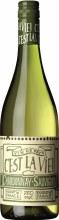C'est La Vie Chardonnay Sauvignon 750ml