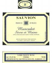 Sauvion Muscadet-Sevre et Maine 750ml