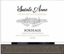 Domaine Sainte Anne Bordeaux 750ml