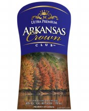 Arkansas Crown Club Canadian Whisky 750ml