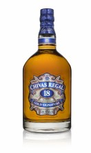 Chivas Regal 18 Year Gold Signature Blended Scotch Whisky 750ml