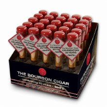 "The Bourbon Cigar 6"" x 50 Ring Guage"