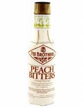 Fee Brothers Peach Bitters 4oz Btl
