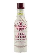Fee Brothers Plum Bitters 4oz Btl