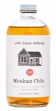 Pink House Alchemy Mexican Chile Syrup 16oz Btl