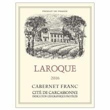Domaine Laroque Cite de Carcassonne Cabernet Franc 750ml
