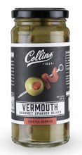 Collins Vermouth Olives 5oz
