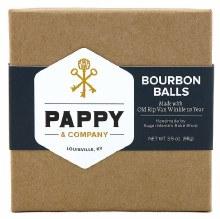 Pappy Handmade Bourbon Balls 4 Piece