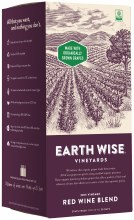 Earth Wise Red Blend 3L