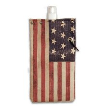American Flag 25oz/750ml  Canteen