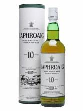 Laphroaig 10 Year Islay Single Malt Scotch Whisky 750ml