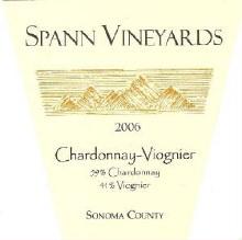 Spann Chardonnay-Viognier 750ml