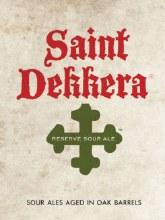 DESTIHL Saint Dekkera Reserve Sour Ales 16.9oz