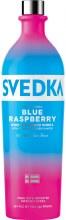 Svedka Blue Raspberry Vodka 375ml