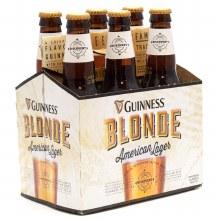 Guinness Blonde American Lager 6pk 11.2oz Btl