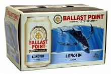 Longfin Lager 6pk 12oz Can