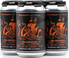 25TH State The Shipwreck 4pk 12oz Can