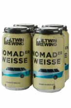 Evil Twin Nomader Weisse 4pk 12oz Can