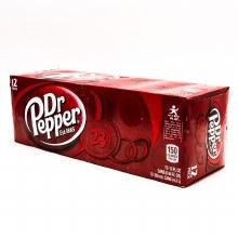 Dr. Pepper 12pk 12oz Can