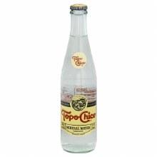 Topo Chico Mineral Water 12oz Btl