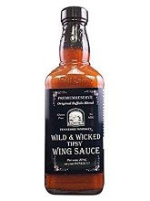 Lynchburg Tennessee Whiskey Wild & Wicked Tipsy Wing Sauce 15oz