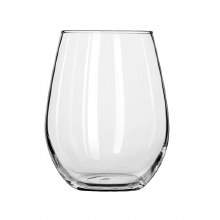 Libbey Stemless Taster Wine Glass