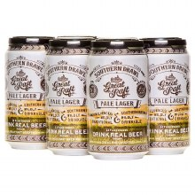 Great Raft Southern Drawl Pale Lager 6pk 12oz Can