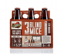 Mother's Three Blind Mice Premium Ale 6pk 12oz Btl