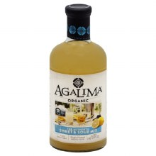Agalima Organic Sweet & Sour Mix 18oz