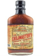 Chilimaster's Private Reserve - Bourbon Infused Chipotle Hot Sauce 6.8oz