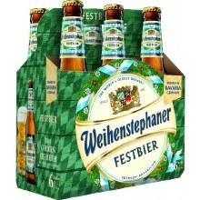 Weihenstephaner Oktoberfestbier 6pk 12oz Btl