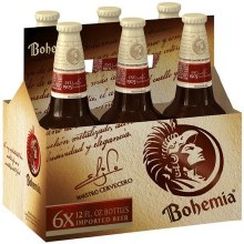 Bohemia Beer 6pk 12oz Btl
