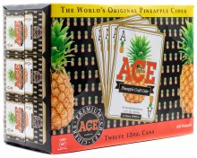 Ace Pineapple Hard Cider 12pk 12oz Can