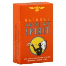 AM Spirit Smooth Orange Kings Box