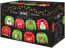 12 Days Wine Calendar 12pk 187ml