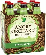 Angry Orchard Green Apple 6pk 12oz Btl