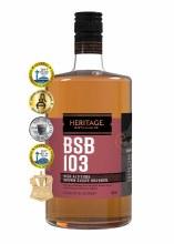 Heritage Brown Sugar Bourbon 103 Proof 750ml