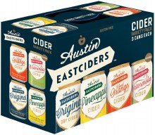 Austin Eastciders Variety Pack 12pk 12oz Can