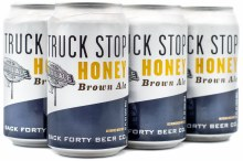 Back Forty Truck Stop Honey Brown Ale 6pk 12oz Can